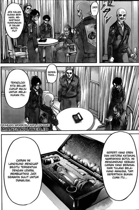 Mimpi Itu Gratis By Ayusha shingeki no kyojin chapter 70 mimpi yang kulihat pada hari itu rwmanga read free