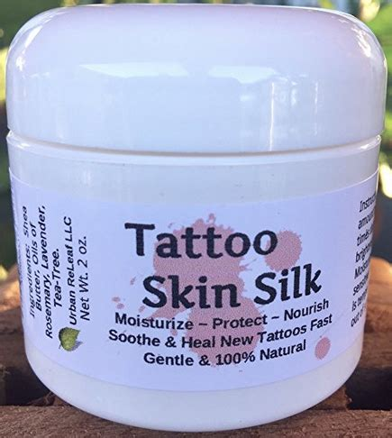 what ointment is good for tattoos creams for aftercare the organic alternatives