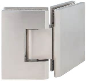 Glass Door Hinges Shower Shower Door Hinges 135 Degree Glass To Glass Hardwaresource