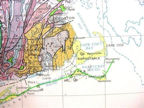 geology of cape cod dos cabezas mountains geologic m