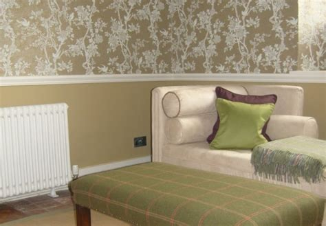 Colour Ideas Living Room Dado Rail Professional Decorators West Midlands