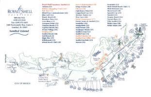map of sanibel florida sanibel island tourist map i florida