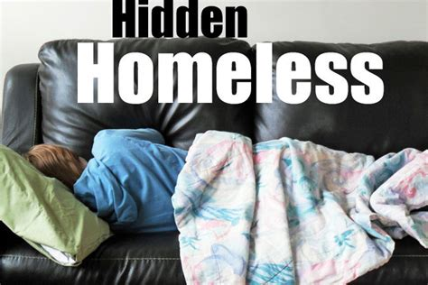 homeless couch surfing defining who is homeless a key issue news