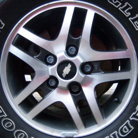 what lug pattern is a s10 chevrolet s10 s15 5159mg oem wheel 15169580 oem