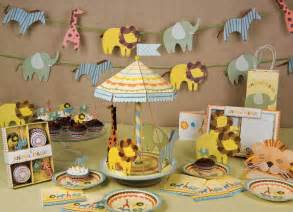 safari baby shower decorations celle s baby shower