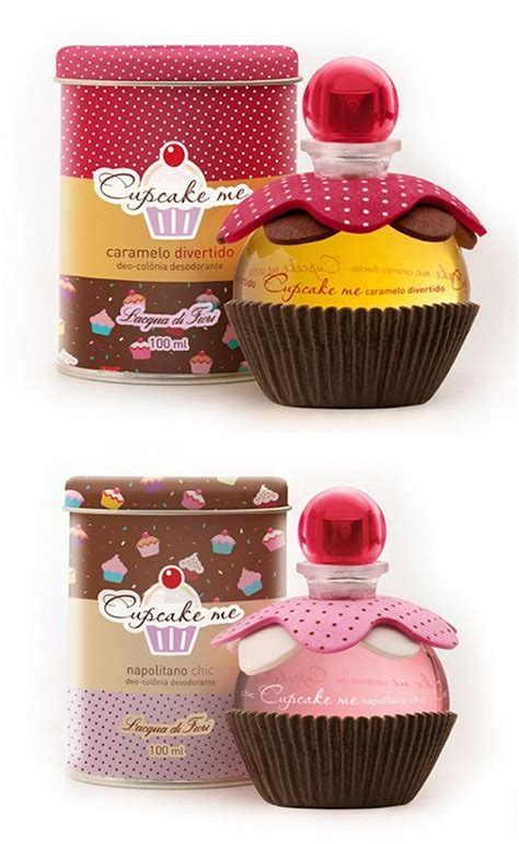 fragrance by design l cupcake me fragrances by l aqua di fiori packaging