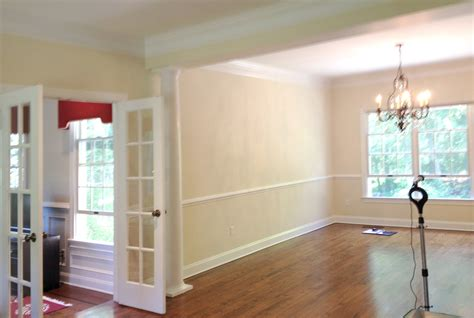 Custom Wainscoting by Custom Wainscoting Defines The Space Stuart Home