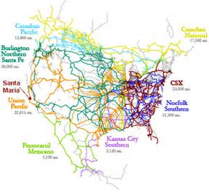 map of railroads maps us map railroad