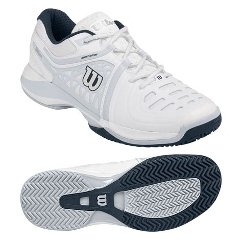 wilson nvision elite mens tennis shoes sweatband