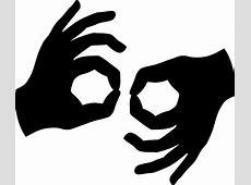 Sign Language Interpretation Symbol Clip Art at Clker.com ... Clip Art Hang Loose