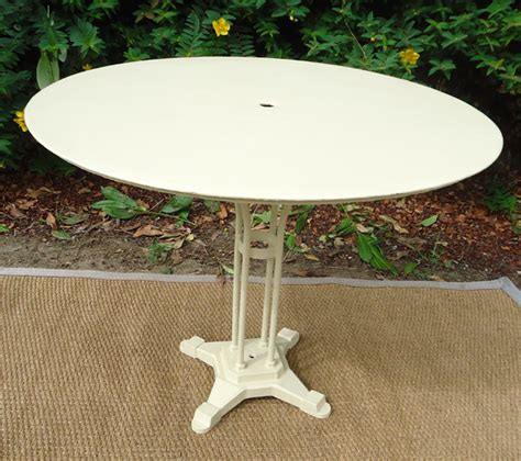 table jardin metal ronde awesome grande table de jardin metal pictures design trends 2017 paramsr us