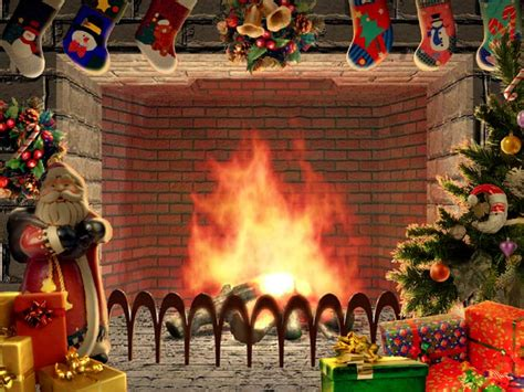 living 3d fireplace screensaver free
