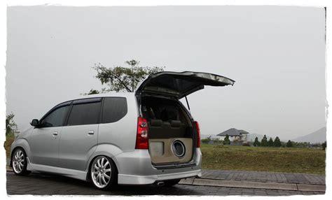Sokbreker Toyota Avanza 86 gambar modifikasi mobil avanza ceper 2017 modifikasi