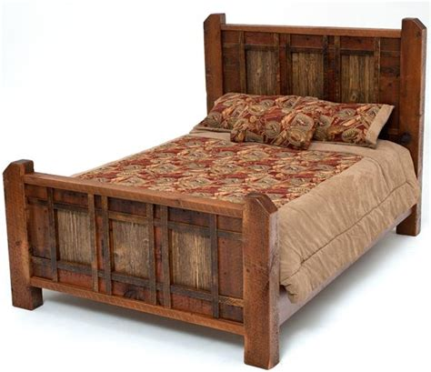 bed barn reclaimed bed barn wood bed antique wood bed bedroom