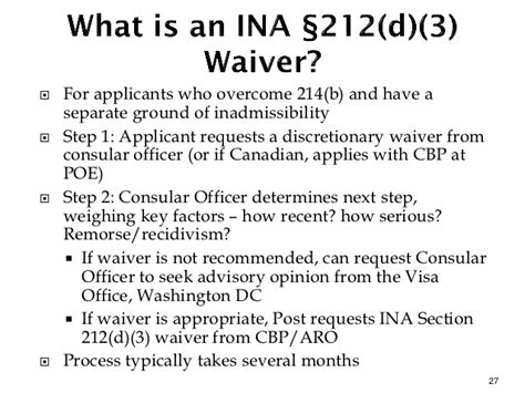 ina section 212 a 2 non immigrant visa update a consular update