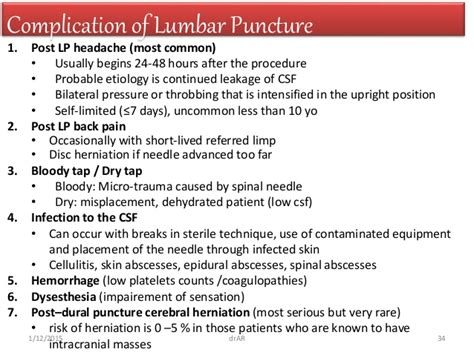 lumbar puncture procedure note template choice image