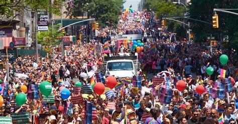 new year nyc parade 2016 2016 new york city pride parade