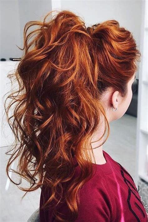big hair coming back 17 best ideas about high ponytail hairstyles on pinterest