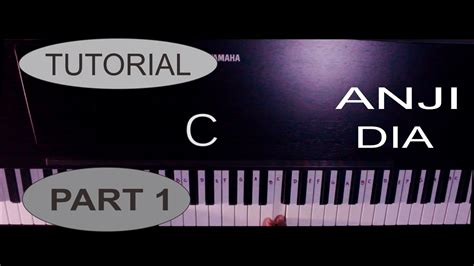 tutorial keyboard lagu rindu tutorial piano lagu dia anji by adi youtube