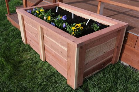 How To Build A Raised Garden Bed With Sleepers by Diy Raised Garden Bed