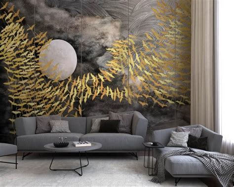 kreasi dekor keren  wallpaper dinding