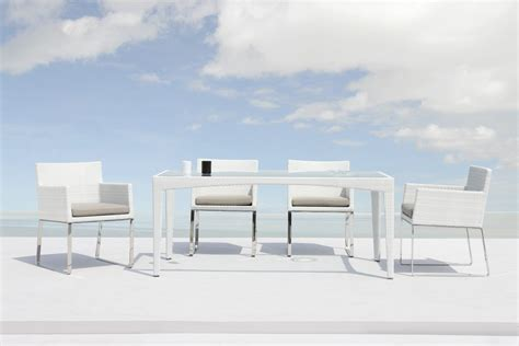 modern patio dining set modern white patio dining set outdoor table sets