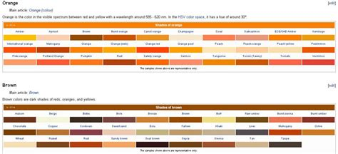 shades of brown brown colour chart www imgkid com the image kid has it