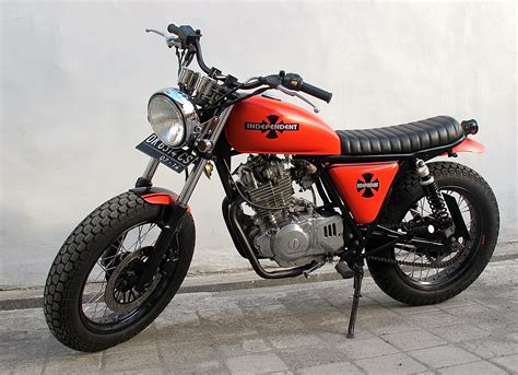 Tiger New 2002 Japstyle island motorcycles bali cafe racers brat style