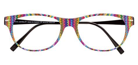 lunettes de vue originales zenka lunettes createur