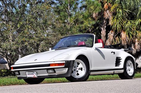 porsche 930 slant nose for sale 1987 porsche 911 930 turbo cabriolet slant nose
