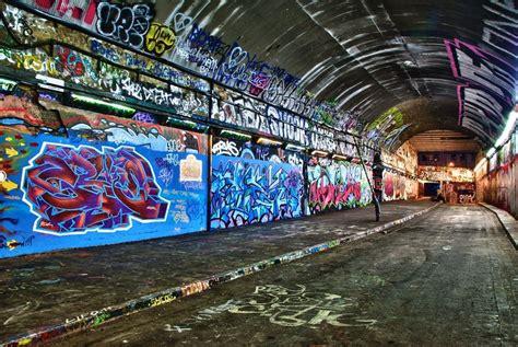 leake street graffiti tunnel graffiti pinterest