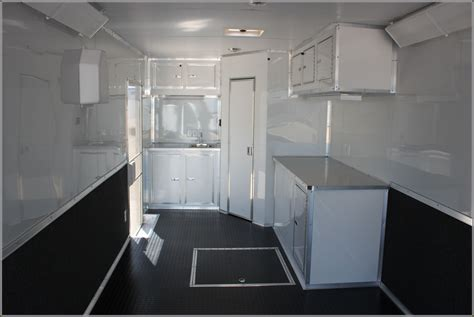 Cer Trailer Kitchen Ideas Enclosed Patio Ideas Home Design Ideas