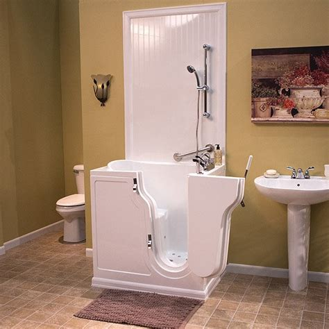 small walk in bathtub tiny bath tubs for your tiny home