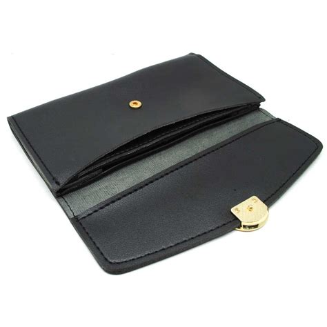 Dompet Wanita dompet wanita solid circle shape bao 042 black jakartanotebook