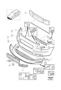 Volvo S60 Parts Diagram Volvo Xc60 Engine Diagram Get Free Image About Wiring