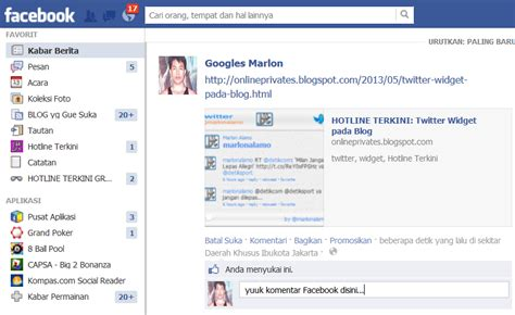 membuat blog paling mudah cara paling mudah membuat komentar facebook di blog