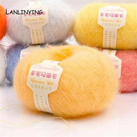 knitting how to start a new of yarn aliexpress buy 250g yarn for knitting mohair wool