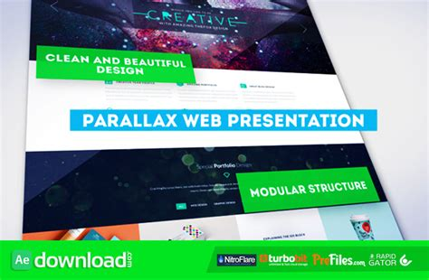 after effects templates for presentation product promo free after effects templates