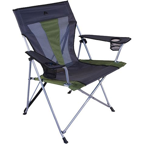 Ozark Trail Chairs by Ozark Trail Dual Lock Comfort Chair Walmart