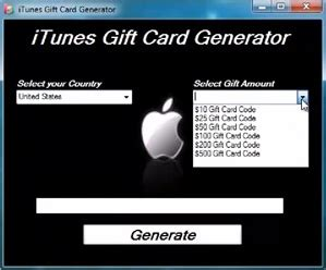 Itunes Gift Card Codes Generator - itunes gift cards generators and itunes on pinterest