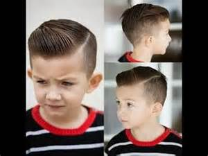 Galerry hairstyle of boy