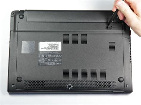 resetting battery on acer acer chromebook c710 battery replacement ifixit