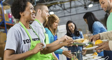 Soup Kitchens Volunteer by Quotes About Volunteers Or Serving Quotesgram