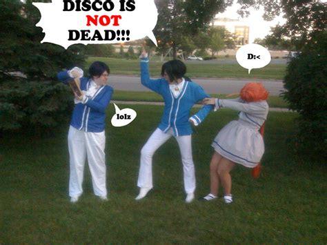 Disco Is Not Dead by Disco Is Not Dead By Mneme On Deviantart