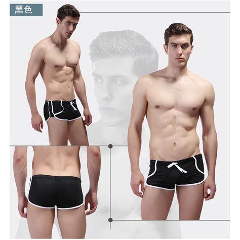Celana Renang Boxer Pria Swimming Trunk Size M celana renang boxer pria swimming trunk size xl black jakartanotebook