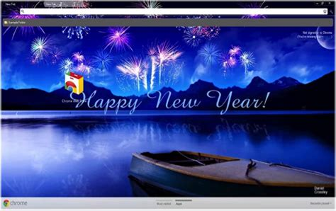google themes new year firefox internet explorer and google chrome new years