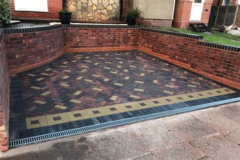 block paving patio aspire driveways birmingham block paving patio experts
