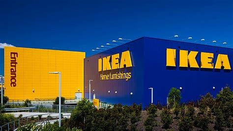 ikea australia ikea showrooms are being listed on australian airbnb