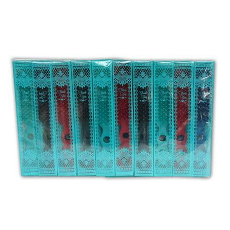 Box Cantik souvenir sisir sikat box cantik pusaka dunia