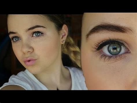 tutorial makeup natural for teenager everyday makeup tutorial for teenagers shanice slatter